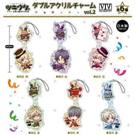 Tsukiuta. The Animation Double Acrylic Charm Six Gravity Vol. 2