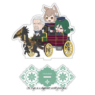 (PO) Re:Zero Starting Life in Another World CharaRide Acrylic Stand - Crusch Camp (7)
