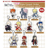 Pikuriru! Fate/Grand Order Trading Acrylic Key Chain (Re-issue) (3)