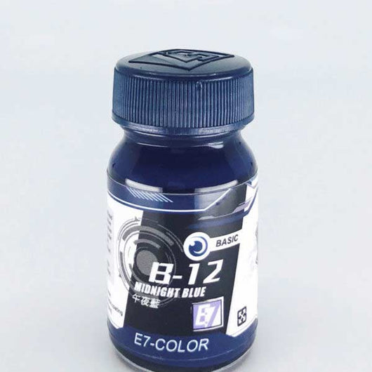 E7 - B-12 Midnight Blue (20ml)