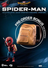 (PO) EAA-051 (Beast Kingdom) - Spider-man Homecoming - Spider-man (3)