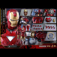 MMS378D17 The Avengers - Iron Man Mark VI