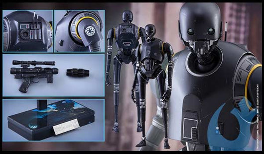 (PO) MMS406 Rogue One: A Star Wars Story - K-2SO (Q4 2017)