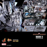 (PO) MMS431D20 Iron Man - Iron Man Mark II (Q4 2018)