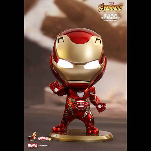 COSB430 Avengers: Infinity War - Iron Man (Light-up Ver.) Cosbaby