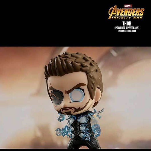 COSB447 Avengers: Infinity War - Thor (Powered Up Ver.) Cosbaby