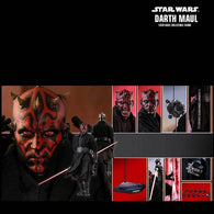 DX16 – Star Wars Episode I: The Phantom Menace – 1/6th scale Darth Maul