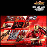 ACS004 – Avengers: Infinity War  – 1/6th scale Iron Man Mark L Accessories Collectible Set