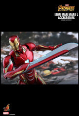(PO) ACS004 – Avengers: Infinity War  – 1/6th scale Iron Man Mark L Accessories Collectible Set (12)