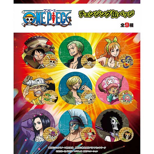 (PO) One Piece Changing Can Badge (8)
