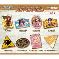 The Idolmaster Million Live! Antique Plate Badge (7)