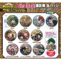 Pita! Defome My Hero Academia Satsueitai Can Badge