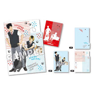 Haikyu! 3 Pocket Clear File Mascot - Kuroo & Kozume