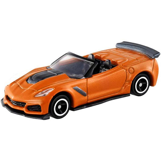 Tomica 31 Chevrolet Corvette ZR1 (1st Limited Colour)