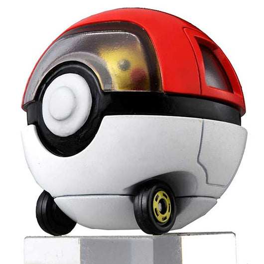 Tomica Dream Tomica Rideon R10 Pikachu and Monster Ball Car