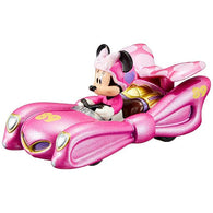 Tomica Disney Mickey Mouse Road Racer MRR-05 - Pink Thunder Minnie