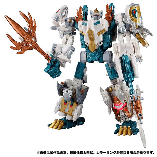 (PO) Transformers Generations Selects - God Neptune (TakaraTomy Mall Exclusive) (10)