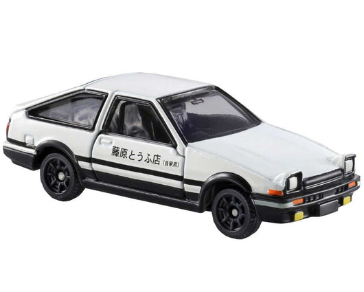 Tomica Dream Initial D AE86 Trueno White