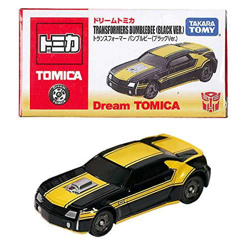 Tomica Dream – Transformers Bumblebee Black ver. (Asia Exclusive)