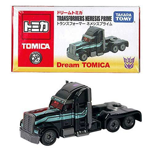 Tomica Dream – Transformers Nemesis Prime (Asia Exclusive)