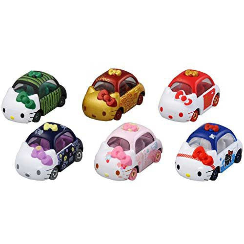 Tomica Hello Kitty Collection (Re-stocks)