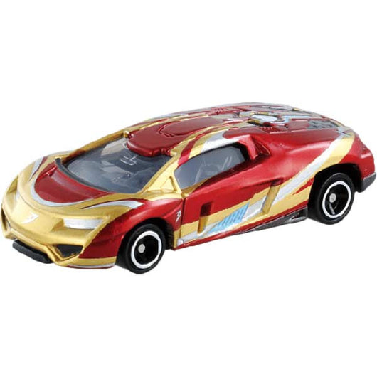 Tomica Dream SP - Avengers - Iron-President II