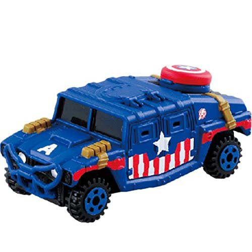 Tomica Dream SP - Avengers - Captain-Cruiser II