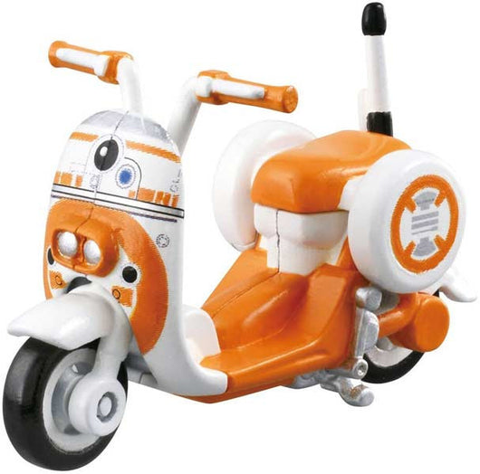 Tomica Star Wars STARCARS BB-8 Scooter
