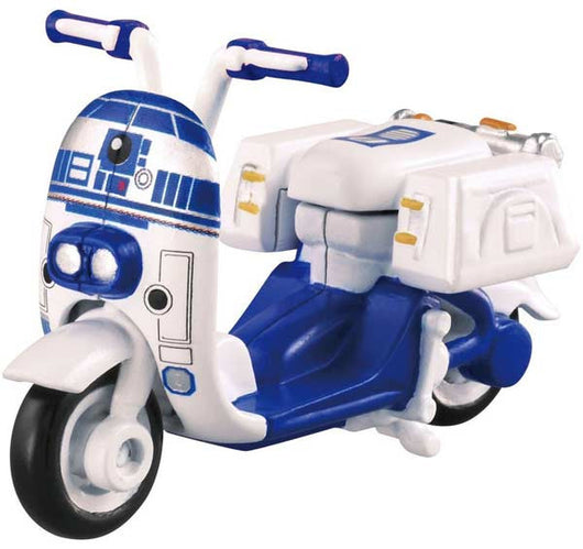 Tomica Star Wars STARCARS R2-D2 Scooter
