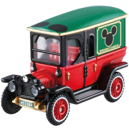 Tomica Disney Motors DM-01 – High Hat Classic Mickey Mouse