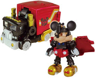 Transformers Disney Label Micky Mouse Trailer Standard