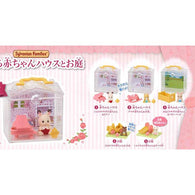 Sylvanian Families Baby House and Garden (Re-issue) (8)
