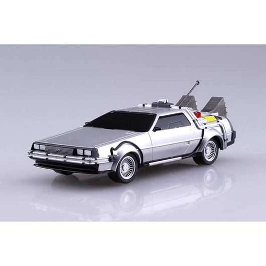 1/43 Back to the Future Pullback DeLorean