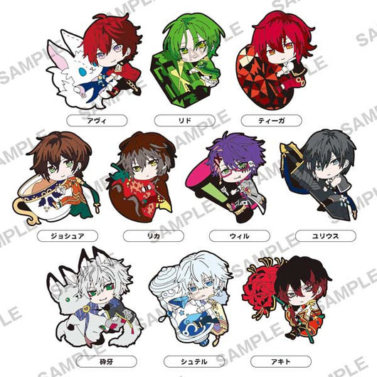 100 Sleeping Princes & The Kingdom of Dreams PitaColle Rubber Strap