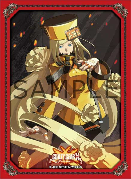 (PO) Kado-Sleeve Vol. 11 - Guilty Gear KS-32 Millia Rage (4)