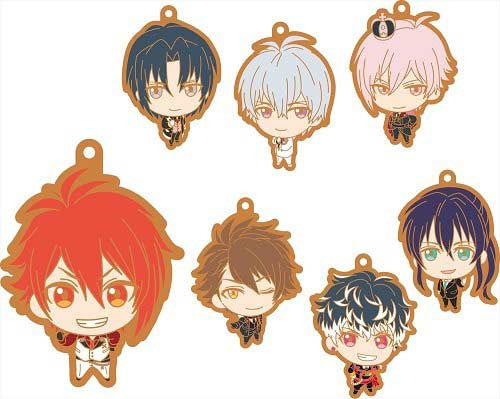 IDOLiSH7 Rubber Strap 1