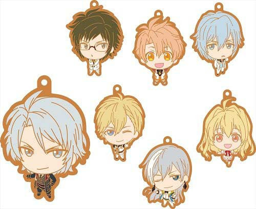 IDOLiSH7 Rubber Strap 2