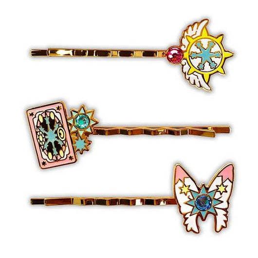Cardcaptor Sakura: Clear Card Arc - Hairpin Set 1 Clear Card Set