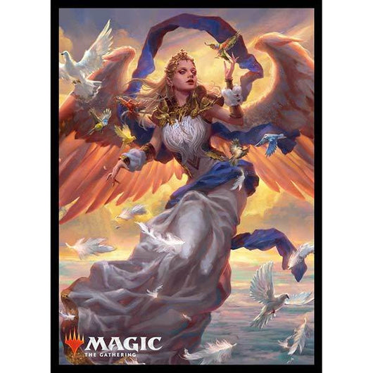 MAGIC: The Gathering - Card Sleeve Core Set 2019 Angel of the Dawn MTGS-042