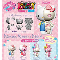 (PO) Kaitai Fantasy Hello Kitty My Melody (11)
