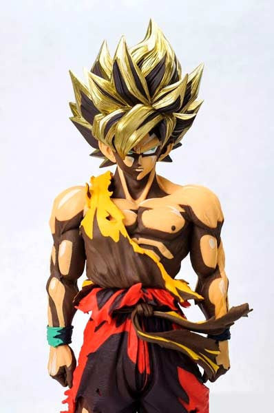 Super Master Star Piece Dragonball Z - The Son Goku CNY ver.