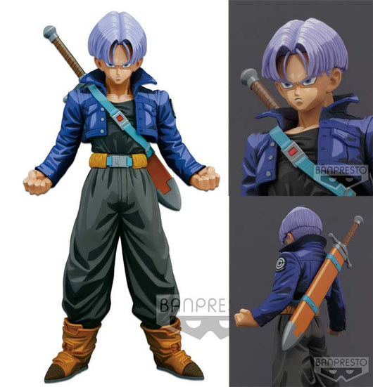 Dragonball Z Master Stars Piece - The Trunks (Manga Dimension)
