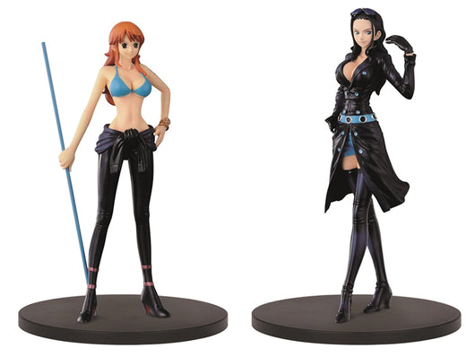 One Piece DXF Grandline Lady FILM Gold vol.2 - Nami & Nico Robin