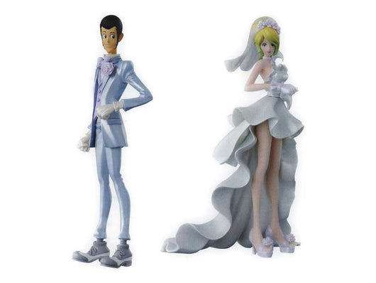 Lupin Creator X Creator Lupin the 3rd & Rebecca wedding ver