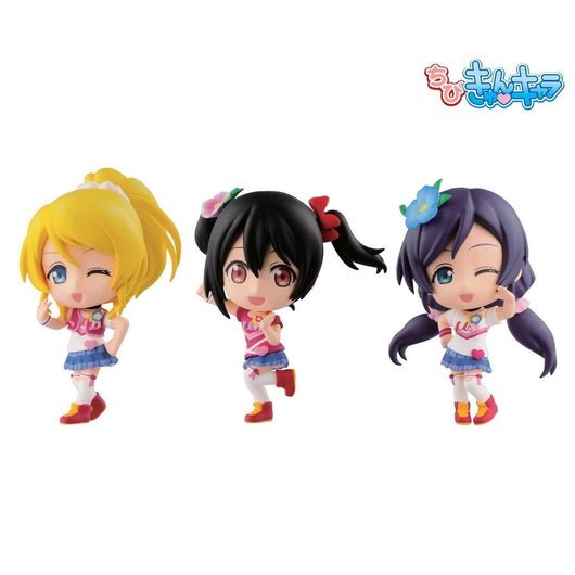 Love Live! Chibikyun Chara - Happy Maker Vol.3