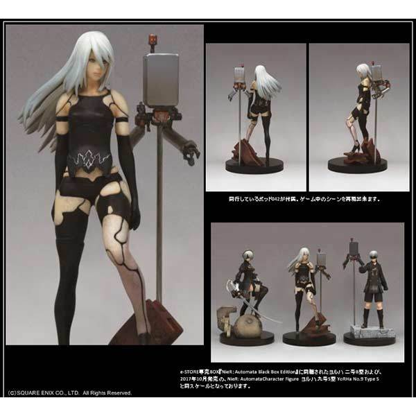 2 Automata Character Figure Yorgha Type A No 2 YoRHa Type A No NieR