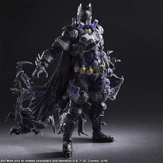 (PO) DC Comics VARIANT Play Arts Kai Batman Rogues Gallery Mr. Freeze (4)