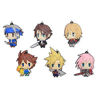 Final Fantasy Trading Rubber Strap Vol. 1 (Re-issue)