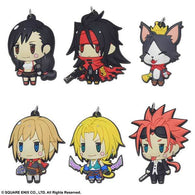 Final Fantasy Trading Rubber Strap Vol. 2 (Re-issue)
