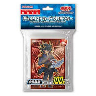 Yu-Gi-Oh! Duel Monsters Duelist Card Sleeves Ryusei Fudou